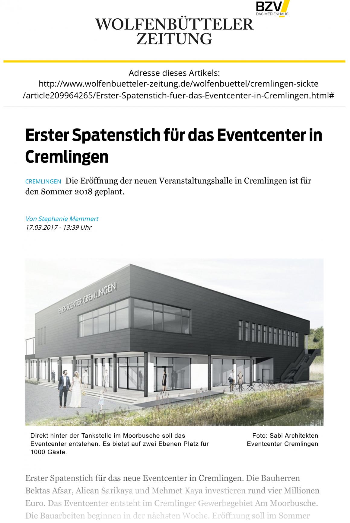 Wolfenbütteler Zeitung